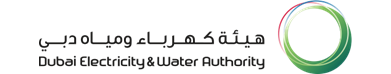 logo dubai electricity and water authority